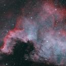 NGC 7000,                                Cristian Cestaro