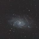 Messier 33 (M 33) Triangulum Galaxie,                                Wolfgang Zimmermann