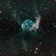 Thor's Helmet (NGC 2359),                                John Sojka jr