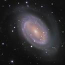NGC 4725,                                Frank Colosimo