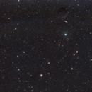 galaxies dans la chevelure de Berenice,                                laup1234