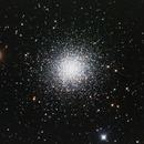 Great Globular Cluster in Hercules (M13) - LRGB,                                dswtan