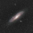 M31 - Andromeda,                                Oisín Dorgan
