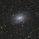 Spiral Galaxy NGC 6744,                                Fernando Oliveira de Menezes