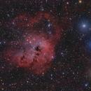 NGC 1893 in Auriga  The Tadpoles,                                Giorgio Ferrari