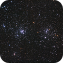 Double Cluster,                                mikefulb