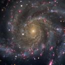M101 The Pinwheel,                                AnttiJii