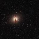 NGC 5128,                                George Varouhakis