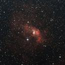 NGC 7635,                                Romain Guillou