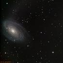 M81 Bode Galaxy and M82 Cigar Galaxy,                                jon nicholls