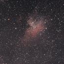 M16 Eagle Nebula - Rev01,                                Flint