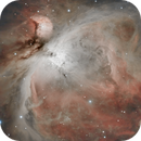 M42 Nebula in Orion,                                Bret Waddington