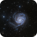 M101 - The Pinwheel Galaxy,                                Insight Observatory