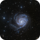 M101 - The Pinwheel Galaxy,                                Insight Observatory