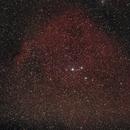 Lamda Orionis nebula,                                Janos Barabas