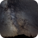 Milky Way South View,                                star-watcher.ch