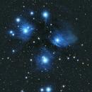 Pleiades (Seven Sisters, M45),                                henrygoo74d