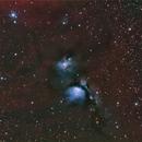 M78 Diffuse Nebula,                                TomBramwell