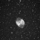 M27 - Dumbbell Nebula,                                Gerard Smit