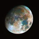 True Colour Moon,                                Larry