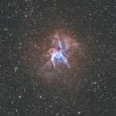 Thor's Helmet NGC2359,                                Matthew Enrietta