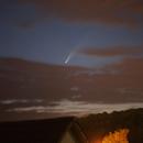 NEOWISE C/2020 F3,                                Jürgen Kemmerer
