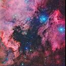 NGC7000&IC5070,                                Piero Venturi