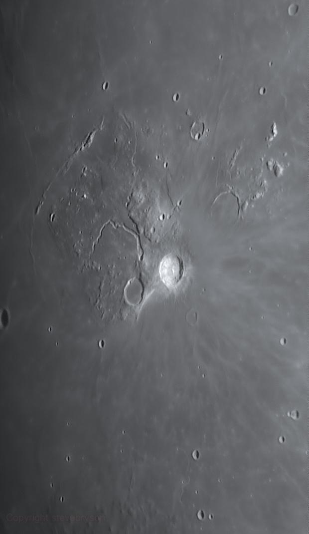 Aristarchus and Schroeter's Valley,                                stevebryson