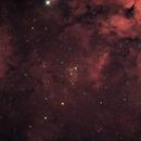 NGC 6910,                                akulapanam