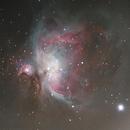 Orion and Running Man Nebula,                                Jose Kunhardt