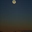 Earthshine & Sunset,                                TStew