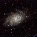 Triangulum Galaxy,                                mjgood