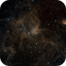 """"""" The Spider Nebula"""",                                Don Curry"""