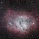 M8 Lagoon Nebula,                                Christopher Schementi