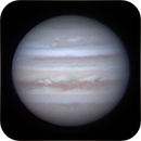 Jupiter 6-9-18 5:05 UT,                                Seldom
