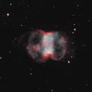 M76 (Little Dumbbell Nebula),                                rhedden