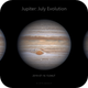 Jupiter: an ode to July,                                Darren (DMach)