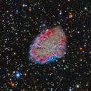 Crab Nebula,                                KuriousGeorge