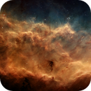 California Nebula,                                Manuel Huss