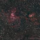 NGC 3584 - pure RGB,                                Gerson Pinto
