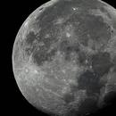 Waning Moon,                                Alex A.