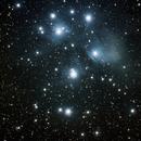M45 - Pleiades,                                Antonio.Spinoza