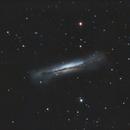 NGC 3628,                                John Leader