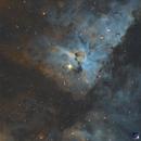 Eta Carina nebula NGC3372,                                Turki Alamri