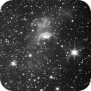 Bubble nebula,                                Patrick Chevalley