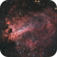 M17 - Omega Nebula,                                Martin Junius