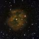 Stormy Cocoon Nebula IC5146 in Narrowband SHO Palette,                                Karlov