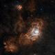 Lagoon Nebula_M8,                                photoman888