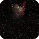 NGC 281 second attempt,                                Michael