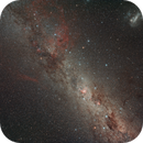 MilkyWay WideAngle ft. Gum 12 Nebula and Southern Cross,                                Nlawrie94